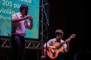 Mostra de Música Erudita Nascente 2017          créditos: Mayara Barbosa