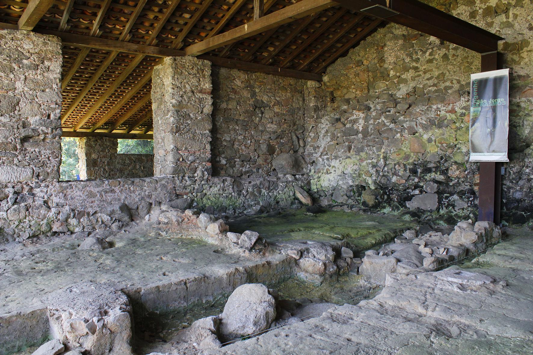 Ruinas do Engenho São Jorge dos Erasmos
