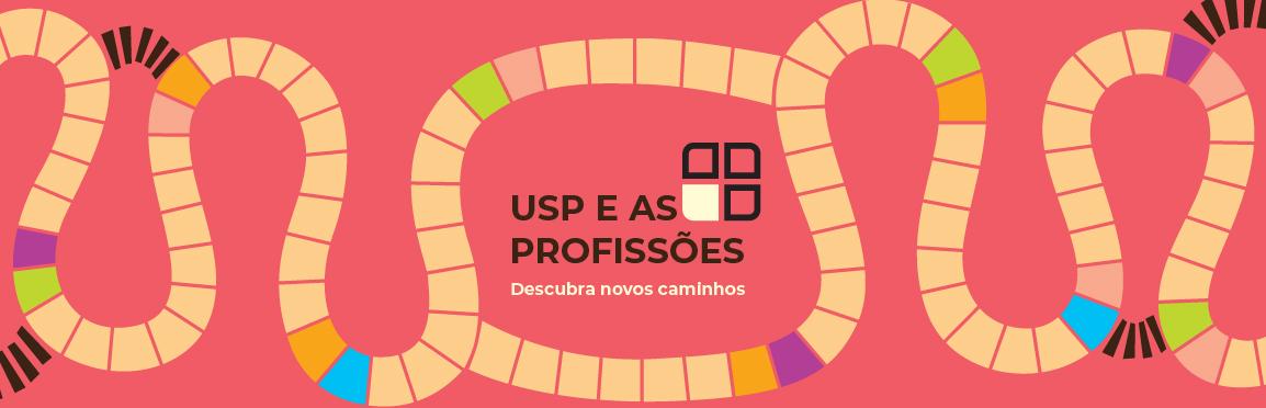 USP e as Profissões