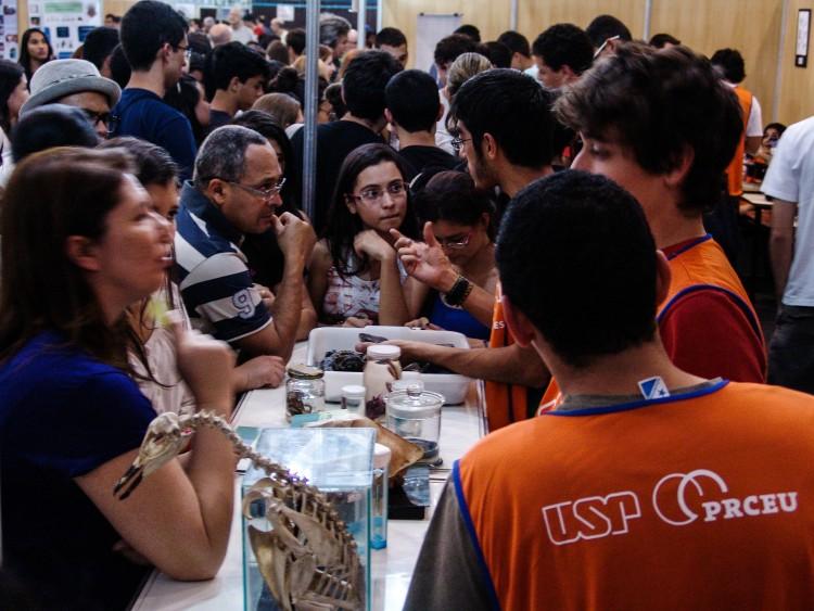 7ª Feira de Profissões USP - CEPEUSP