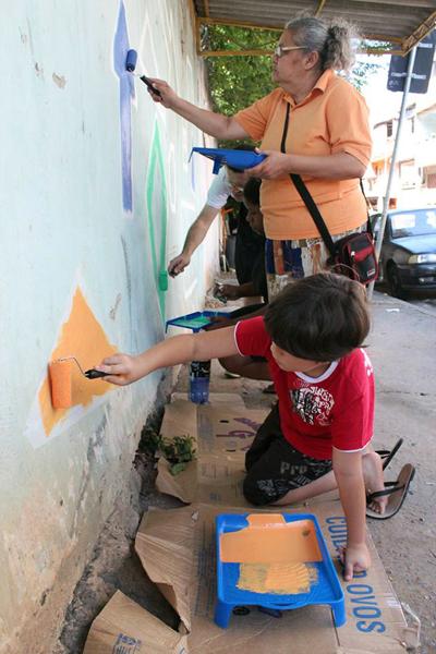 Aproximação - Projeto Girassol