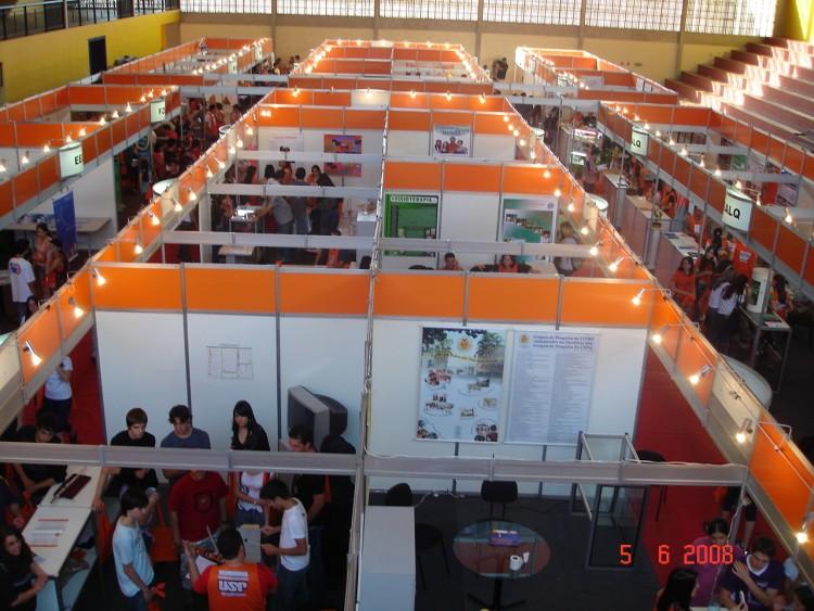 8º Feira de Profissões - Campi do Interior - São Carlos 2008