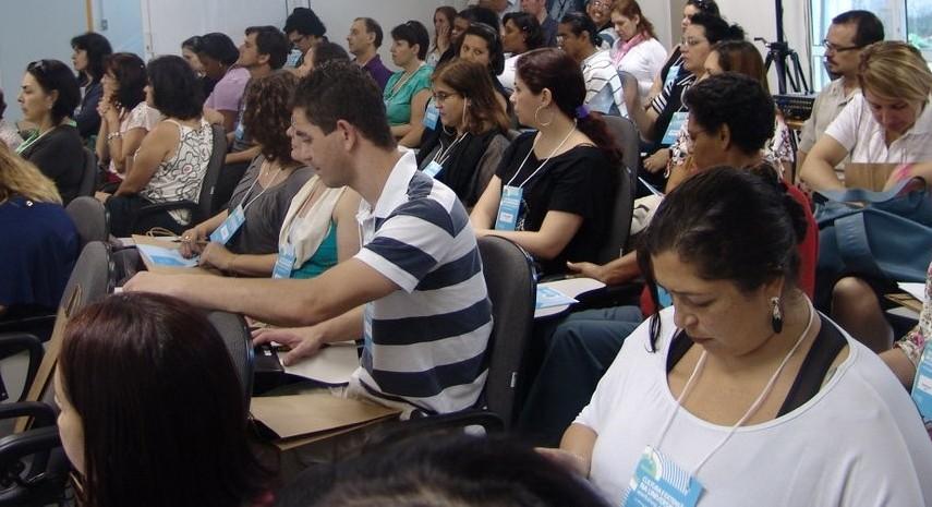 Workshop de cultura e extensão