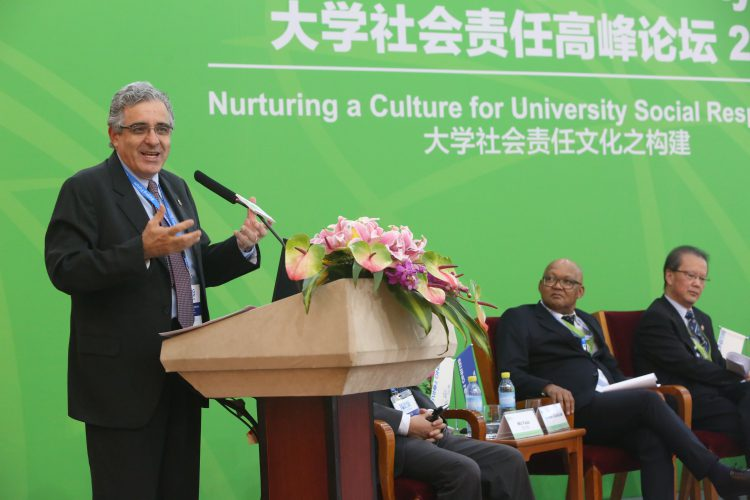 USP participa de Cúpula Internacional de Responsabilidade Social Universitária