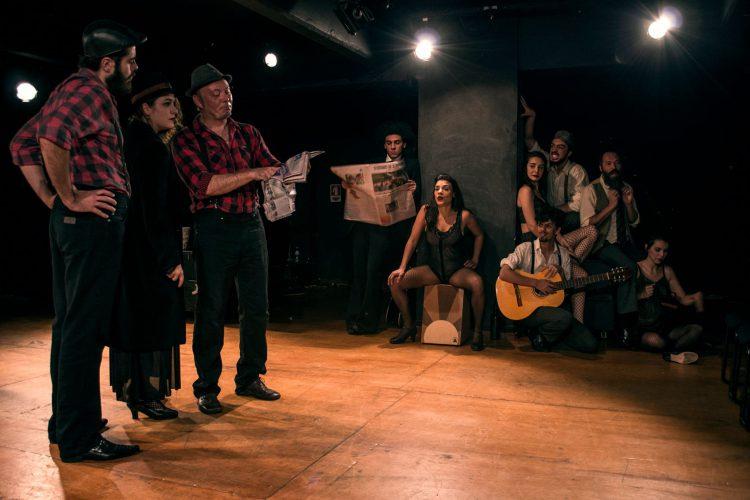 Nova montagem teatral bate recorde de inscritos em São Paulo.