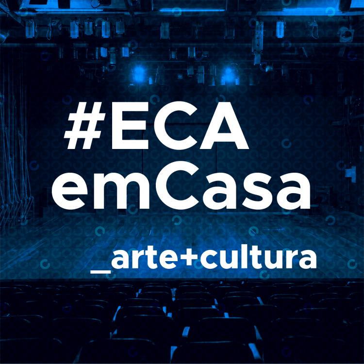 Logo ECA em Casa