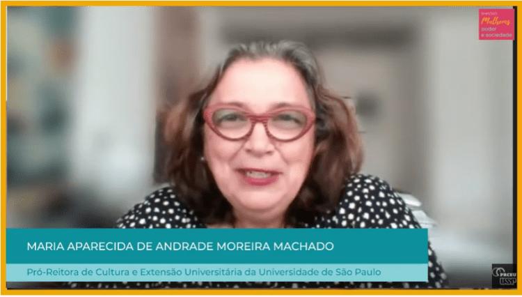 Maria Aparecida Moreira Machado Pro Reitora De Cultura E Extensao Universitaria Da Usp
